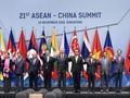 ASEAN 33: Nguyên Xuân Phuc au sommet ASEAN-Chine