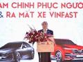 """Nguyên Xuân Phuc au lancement du mouvement """"Les marchandises vietnamiennes conquièrent les Vietnamiens»"""