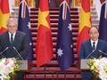Déclaration commune Vietnam - Australie