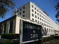 Washington préoccupé par les agissements de Pékin en mer Orientale