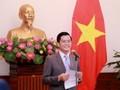 Ngoại giao đồng hành cùng doanh nghiệp Việt vượt khó, hội nhập