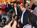 Thủ tướng Nguyễn Xuân Phúc dự Ngày hội đại đoàn kết toàn dân tộc tại tỉnh Bắc Giang