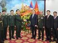 Chúc mừng 70 năm Ngày thành lập Quân đội nhân dân Lào