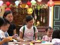 กิจกรรมต้อนรับเทศกาลไหว้พระจันทร์ ที่ สระวัน มีส่วนร่วมอนุรักษ์เอกลักษณ์วัฒนธรรมของเทศกาลไหว้พระจันทร์ในกรุงฮานอย