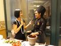 พบปะกับอาจารย์สอนทำอาหารโรงเรียนการอาหารนานาชาติสวนดุสิตมหาวิทยาลัยสวนดุสิต