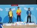 นักกีฬายกน้ำหนักโงซวนดิ๋งคว้าเหรียญทองในการแข่งขันกีฬาโอลิมปิกเยาวชนฤดูร้อนปี 2018