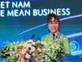 นักธุรกิจเวียดนามได้รับการยกย่องให้เป็นนักธุรกิจดีเด่นในภูมิภาคเอเชียตะวันออกเฉียงใต้ปี2018