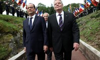 France, Germany commemorate 100th anniversary of WWI