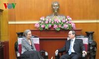 Vietnam-Netherlands: a model of dynamic co-operation
