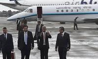 Indian Foreign Secretary visits Pakistan