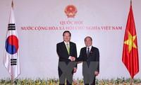RoK's National Assembly Speaker visits Ho Chi Minh City