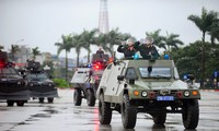 Hanoi: Security forces deployed for IPU-132