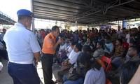 Indonesian rescuers find no survivor in Trigana Air plane crash
