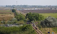European countries tighten refugee control