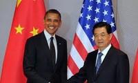 Perundingan Tiongkok-Amerika Serikat di sela-sela Konferensi Tingkat Tinggi Keamanan Nuklir