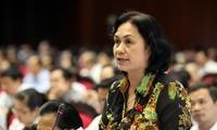 MN Vietnam membahas   pengambilan suara  kepercayaan dan pemberian  suara kepercayaan