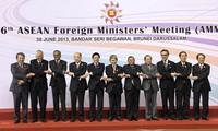 Pembukaan Konferensi Menteri Luar Negeri ASEAN (AMM-46)