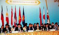 Konferensi ASEAN+3 dan ASEAN+1