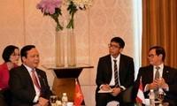 Wakil Ketua MN Vietnam, Huynh Ngoc Son  melakukan kunjungan resmi di Indonesia