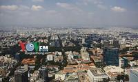 Kota Ho Chi Minh : 40 tahun menggeliat  bersama dengan  Tanah Air