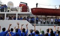 Mengawali Perjalanan  Kaum Remaja demi laut dan pulau kampung halaman