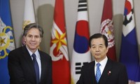 AS dan Republik Korea berbahas tentang sanksi terhadap RDR Korea
