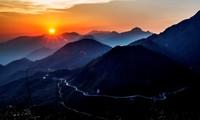 O Qui Ho-Lintasan legendaris di daerah  pegunungan Tay Bac