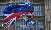 Ketegangan antara Inggeris dan Uni Eropa dalam proses Brexit