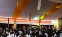 Aktivitas-aktivitas  menyambut mega upacara Waisak 2017-kalender  Buddha 2561
