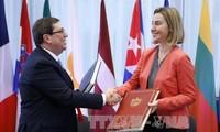 Kuba dan Uni Eropa mengadakan  putaran ke-3 dialog  tentang HAM