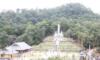 Daerah bersejarah yang mencatat persahabatan istimewa Vietnam dan Laos