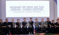 ASEAN dan 10 negara mitra mengesahkan banyak  orientasi besar  untuk bersama-sama berkembang