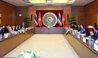 Ketua Dewan Legislatif Nasional Kerajaan Thailand  mengakhiri kunjungan resmi di Vietnam