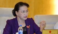 Komite Tetap MN Vietnam memberikan  pendapat tentang penyesuaian rencana modal anggaran keuangan pusat