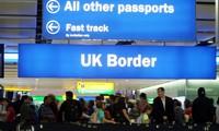 Inggeris berkomitmen akanmemberikan bebas visa masuk bagi warga negara Uni Eropa pasca Brexit