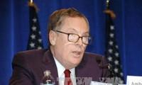 AS dan Jepang memperhebat perundingan tentang perdagangan bilateral