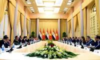 Vietnam-Mesir sepakat  mendorong kerjasama yang saling menguntungkan