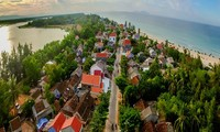 Desa artistik  masyarakat  Tam Thanh, kota Tam Ky, provinsi Quang Nam