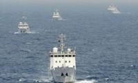Empat kapal Tiongkok menuju ke zona tambahan  wilayah laut   dengan Jepang