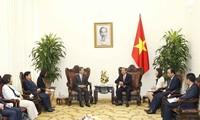 Pemerintah Vietnam selalu menghargai perkembangan hubungan kemitraan strategis antara  Vietnam dan Republik Korea
