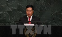 Vietnam adalah satu anggota aktif dan bertanggung jawab dari komunitas intenasional