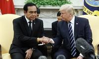AS dan Thailand berseru supaya memecahkan sengketa secara damai di Laut Timur