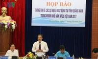 Konferensi Menteri Keuangan APEC menuju ke target pertumbuhan dan perkembangan yang berkesinambungan dari semua perekonomian