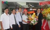 Aktivitas-aktivitas  menyambut Hari Guru Vietnam (20/11)