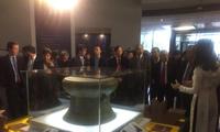 Aktivitas memperingati Hari Pusaka Vietnam (23 November)