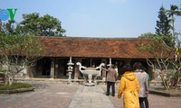 Keindahan klasik Pagoda Chuong-kota madya Hien