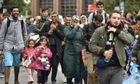 EU  berupaya mengusahakan satu kesepakatan  tentang  masalah migran