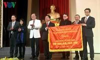 Memperingati ultah ke-60 hari  berdirinya Asosiasi Komponis Vietnam