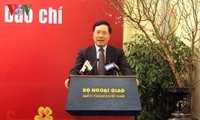 Pers turut meningkatkan posisi Viet Nam di gelanggang internasional