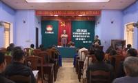 Aktivitas-aktivitas  mengadakan kontak dengan para pemilih di beberapa daerah di Provinsi Thua Thien-Hue dari 21-23 /6/2018